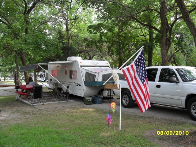 Cederbrook Camp Ground-Ohio Campin16