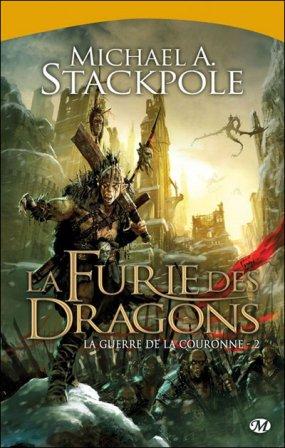 La Guerre de la Couronne de Michael A.Stackpole 376610