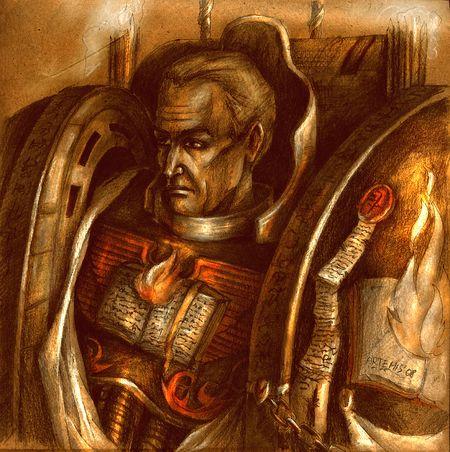 [Horus Heresy] Lorgar (3ème Histoire  sur les Primarques) 66410710