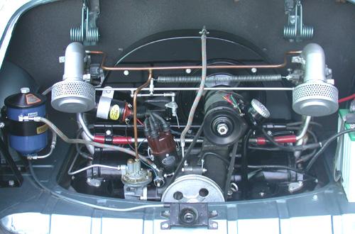 montage filtre huile full flow KG 56ghia10
