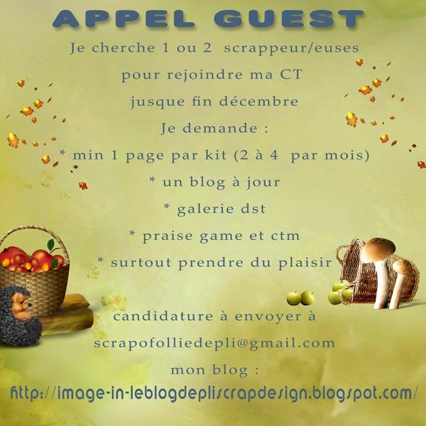 Guest call chez Pliscrap ***CLOS*** Guest_11