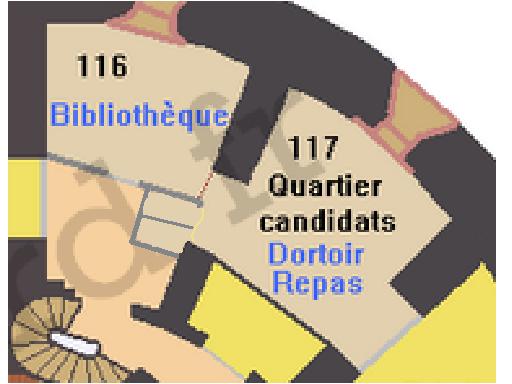 Erreurs sur les plans du Fort - Page 2 Cabine10