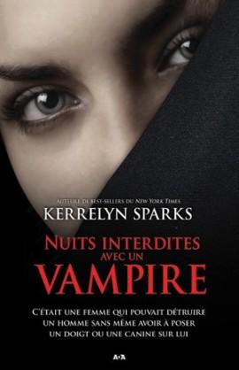 Nuits interdites avec un vampire (Tome 7) L9782810