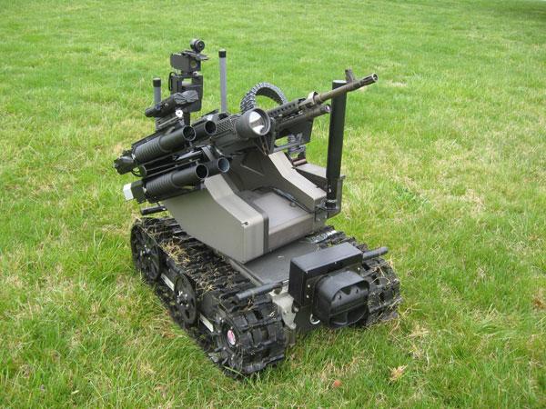 QinetiQ - Unmanned Vehicles Machin10