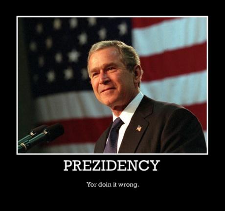 Seems Legit! Bush_w10