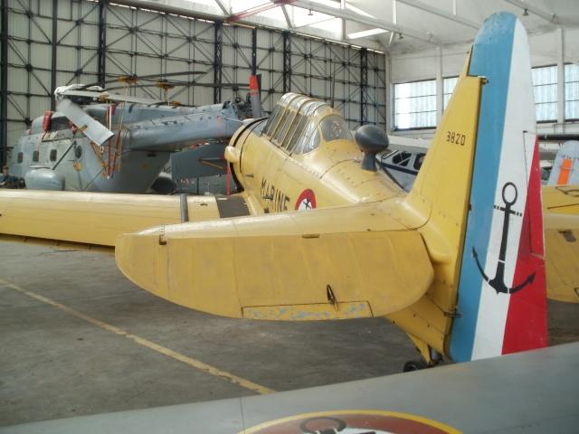 [ Les Musées en rapport avec la Marine ] Musée de l'Aeronautique Navale de Rochefort - Page 4 P7170224