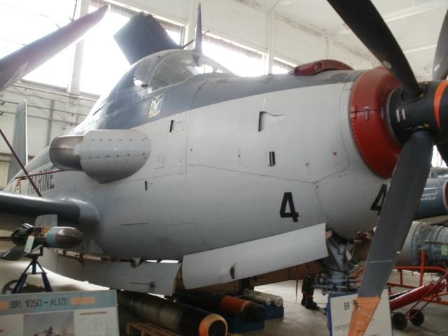 [ Les Musées en rapport avec la Marine ] Musée de l'Aeronautique Navale de Rochefort - Page 4 P7170225