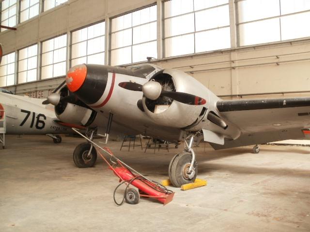 [ Les Musées en rapport avec la Marine ] Musée de l'Aeronautique Navale de Rochefort - Page 4 P7170226