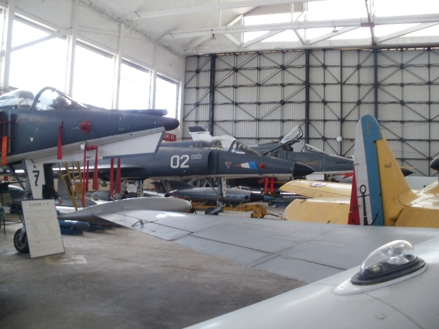 [ Les Musées en rapport avec la Marine ] Musée de l'Aeronautique Navale de Rochefort - Page 4 P7170227