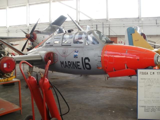 [ Les Musées en rapport avec la Marine ] Musée de l'Aeronautique Navale de Rochefort - Page 4 P7170229