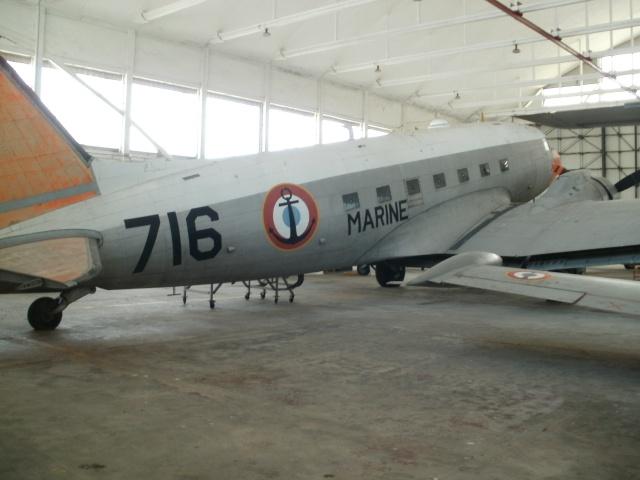 [ Les Musées en rapport avec la Marine ] Musée de l'Aeronautique Navale de Rochefort - Page 4 P7170332