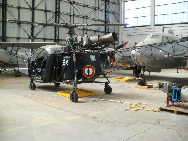 [ Les Musées en rapport avec la Marine ] Musée de l'Aeronautique Navale de Rochefort - Page 4 P7170336