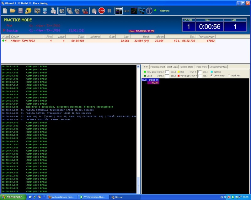 Arche robitronic / zround Transp10