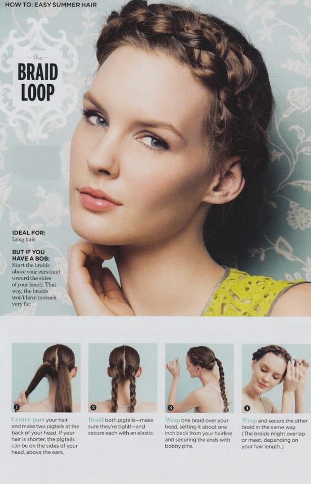 The braided loop! 55210610