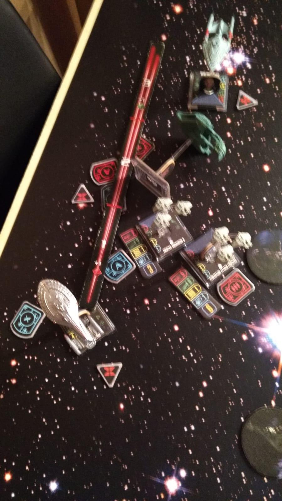 Kampf um Jouret [Föd. vs. Romulaner] Spiel111