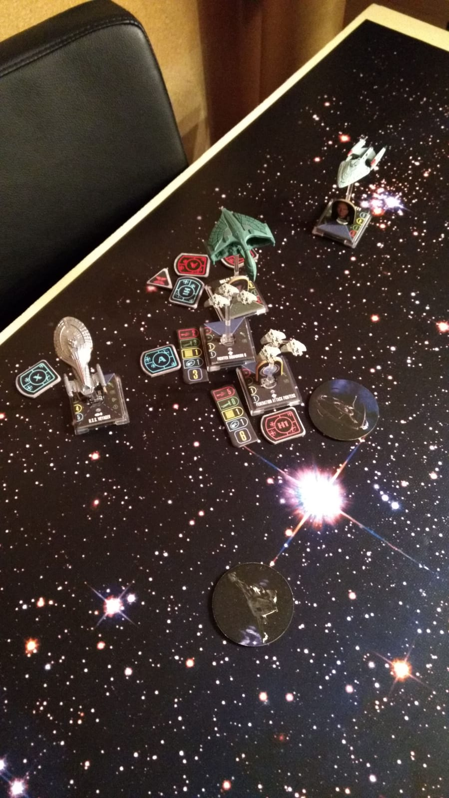 Kampf um Jouret [Föd. vs. Romulaner] Spiel112