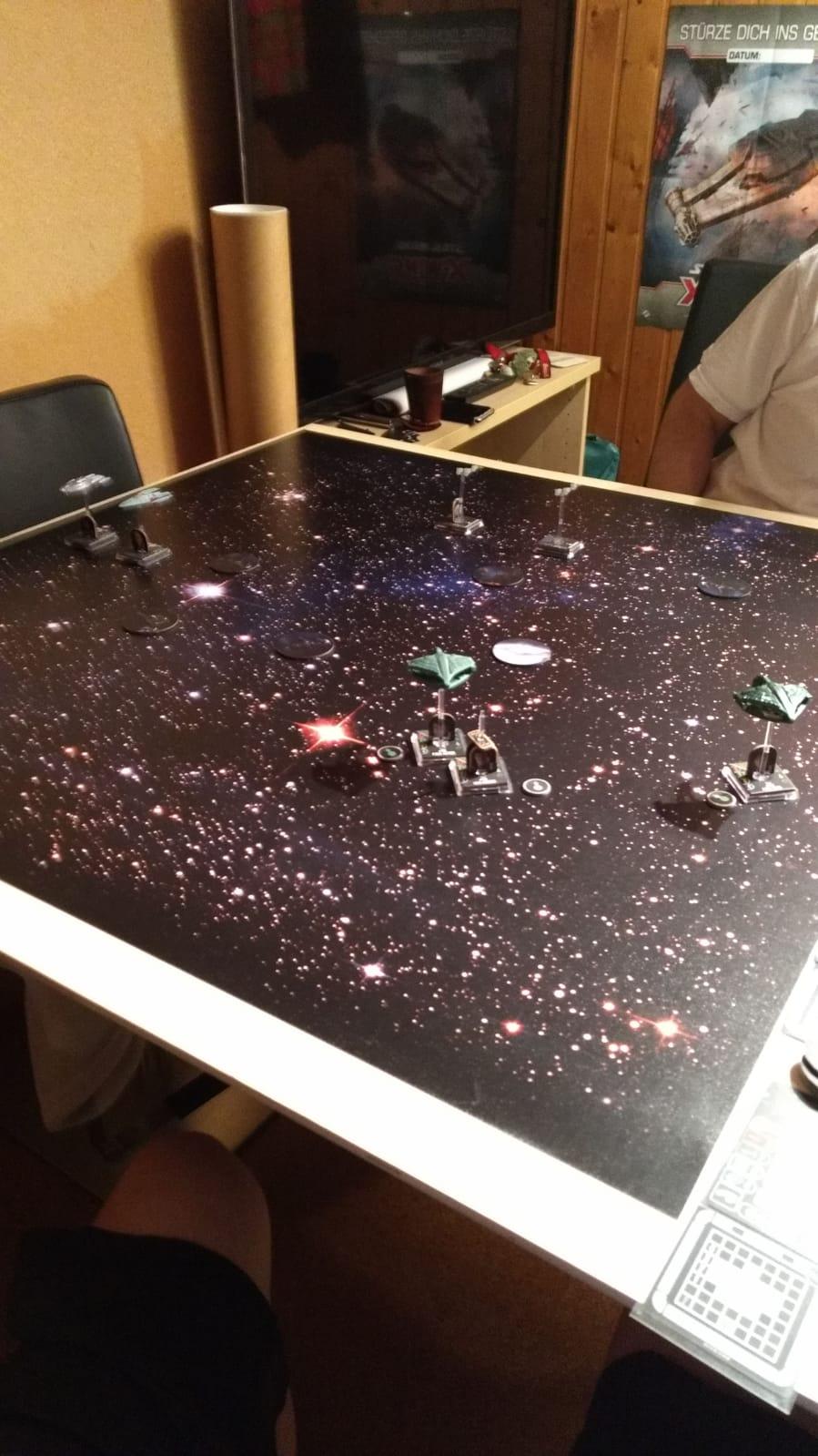 Kampf um Jouret [Föd. vs. Romulaner] Spiel410