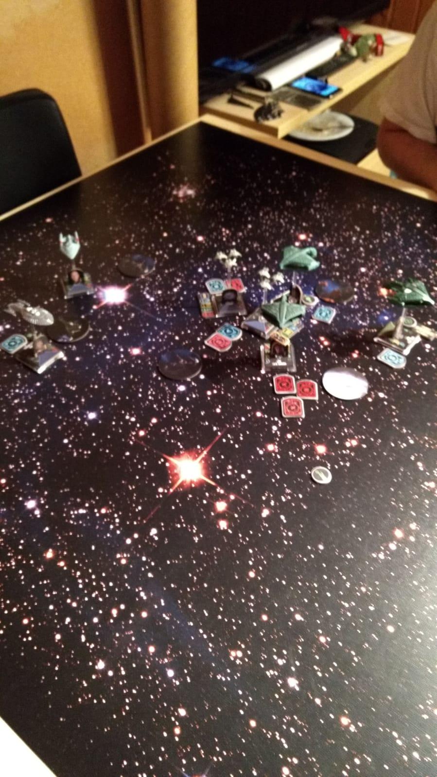 Kampf um Jouret [Föd. vs. Romulaner] Spiel510