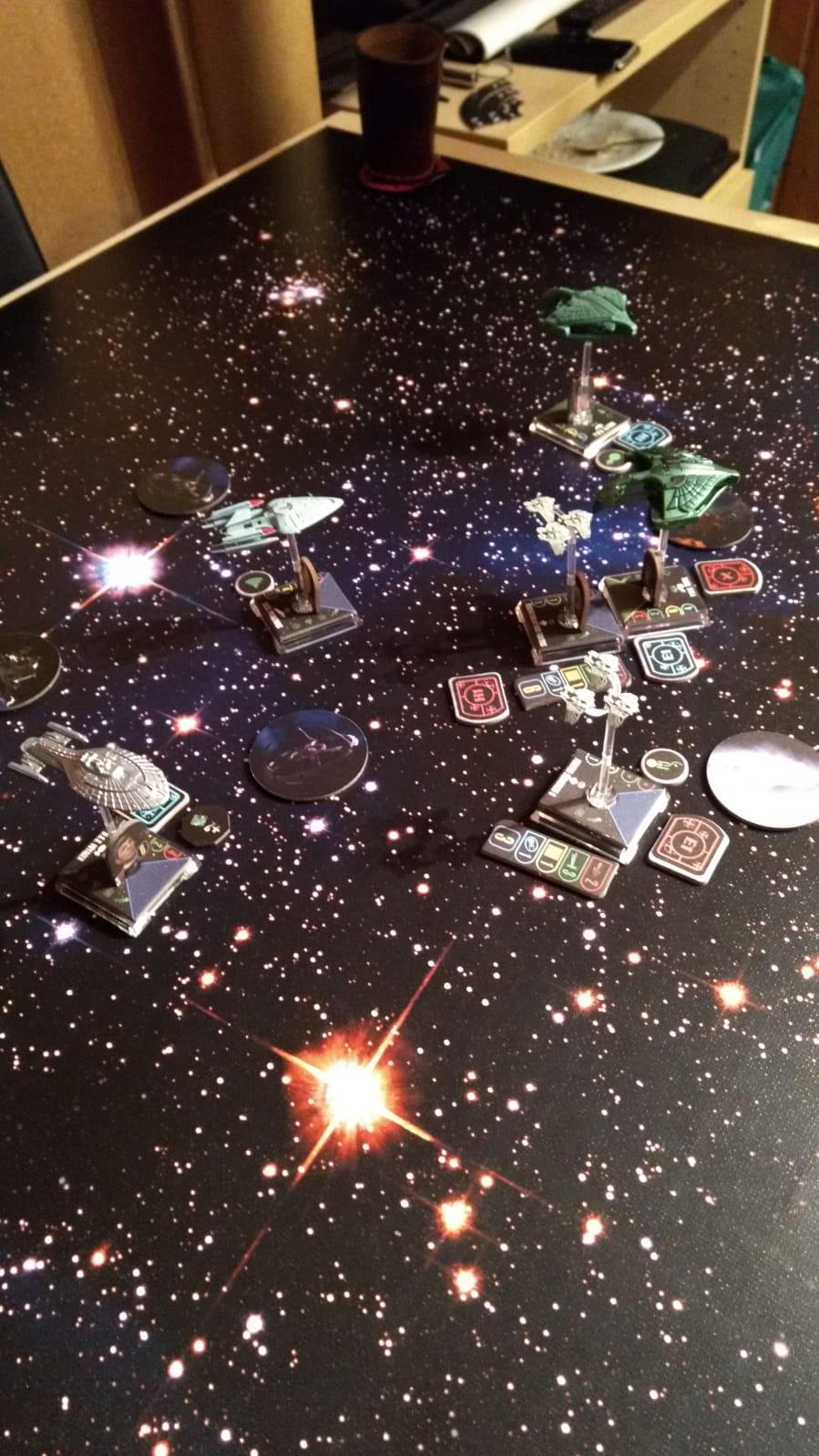 Kampf um Jouret [Föd. vs. Romulaner] Spiel610