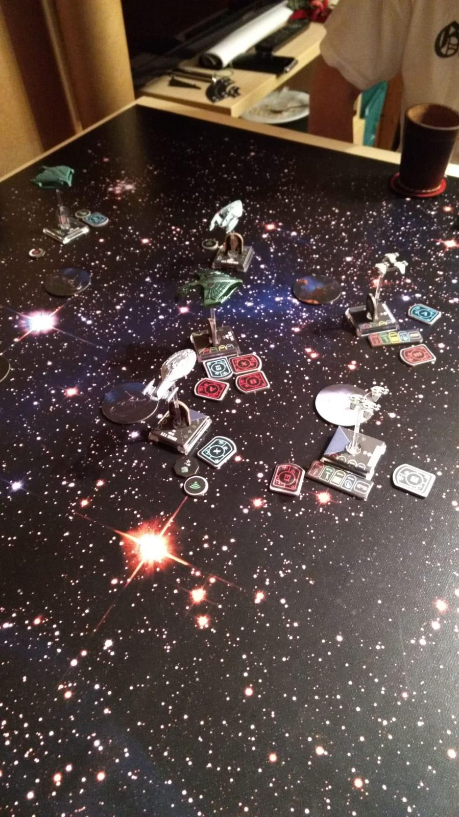 Kampf um Jouret [Föd. vs. Romulaner] Spiel710