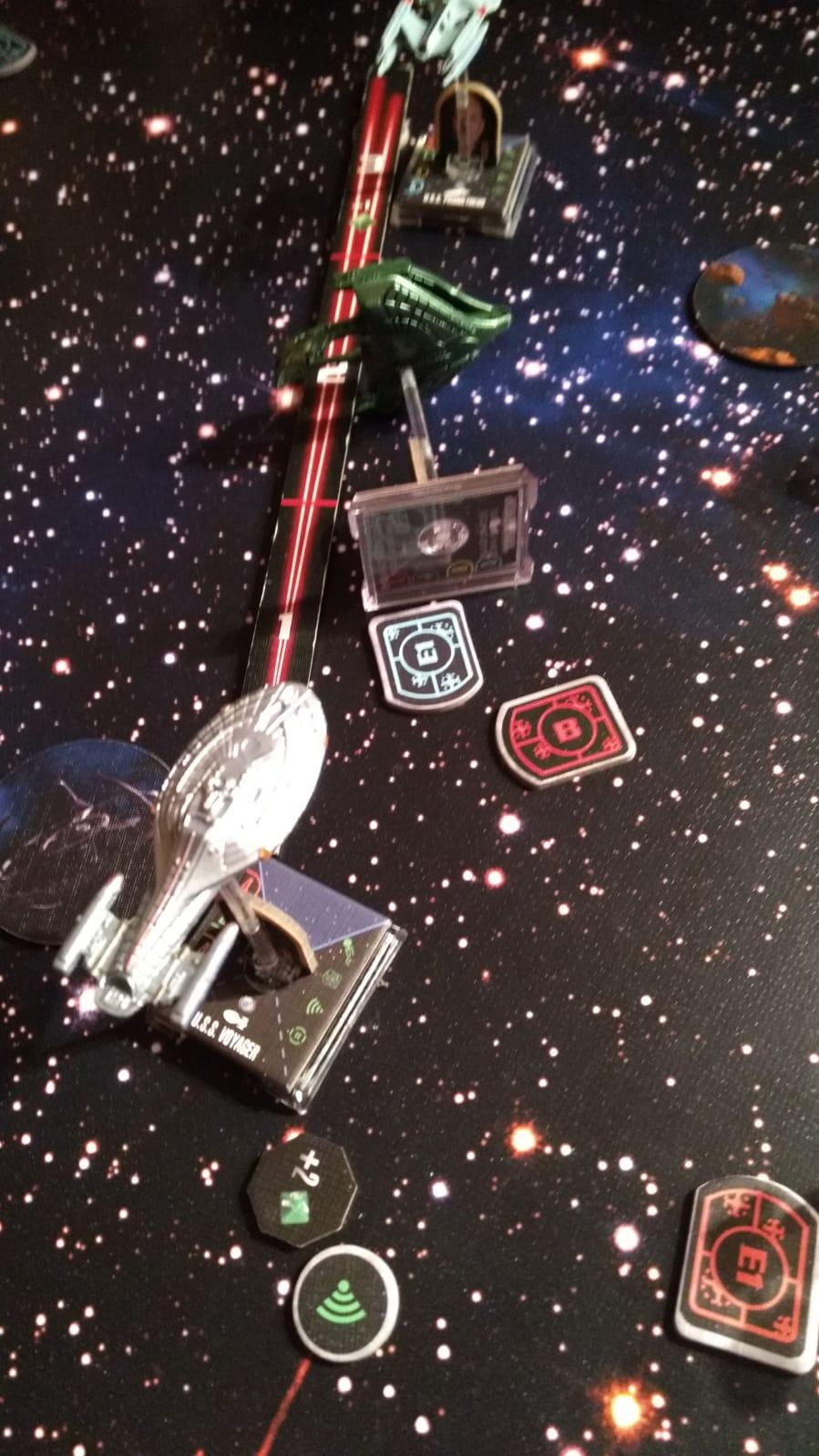 Kampf um Jouret [Föd. vs. Romulaner] Spiel810