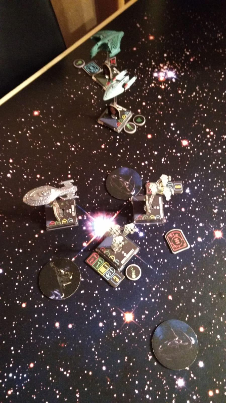 Kampf um Jouret [Föd. vs. Romulaner] Spiel910