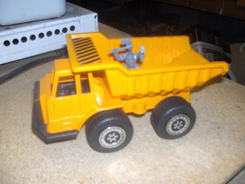 Mes Trucks...non, Chariots de guerre Orks 00210