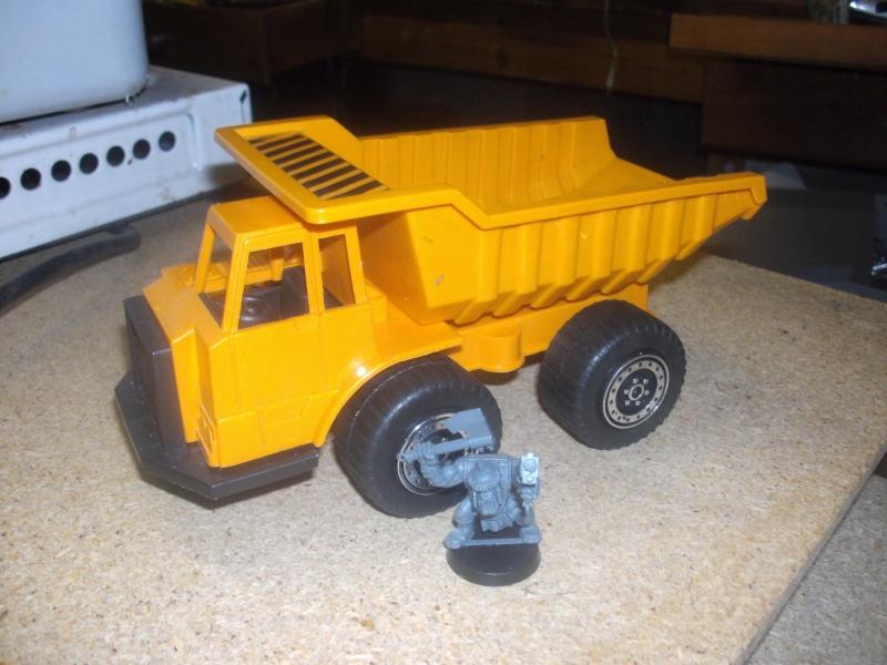Mes Trucks...non, Chariots de guerre Orks 00310
