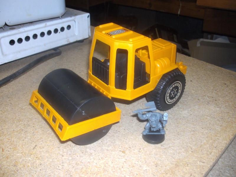 Mes Trucks...non, Chariots de guerre Orks 00410