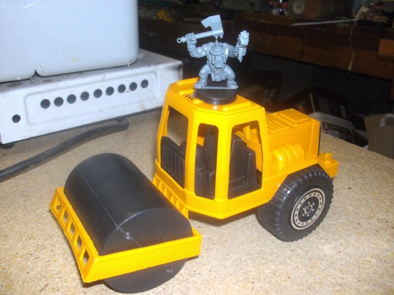 Mes Trucks...non, Chariots de guerre Orks 00510