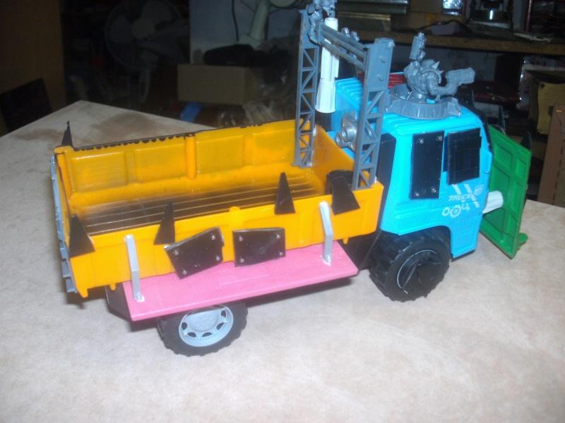 Mes Trucks...non, Chariots de guerre Orks Trucks12