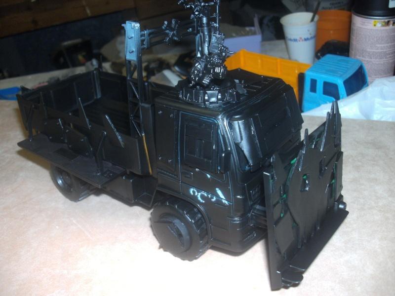 Mes Trucks...non, Chariots de guerre Orks Trucks14