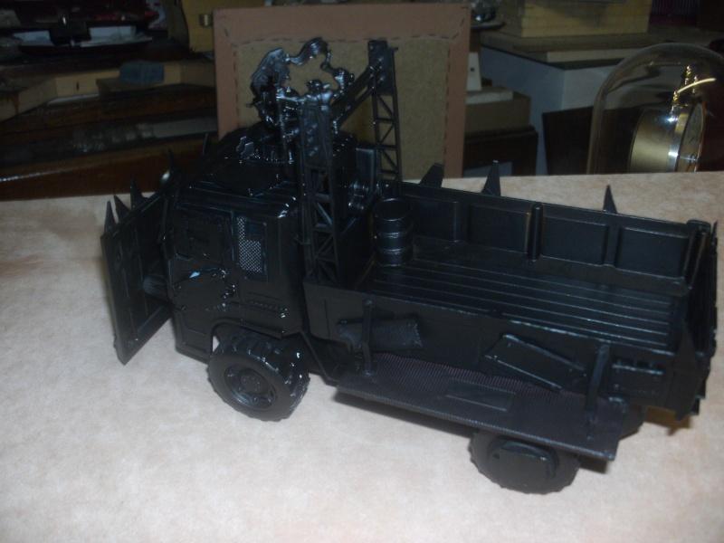 Mes Trucks...non, Chariots de guerre Orks Trucks15