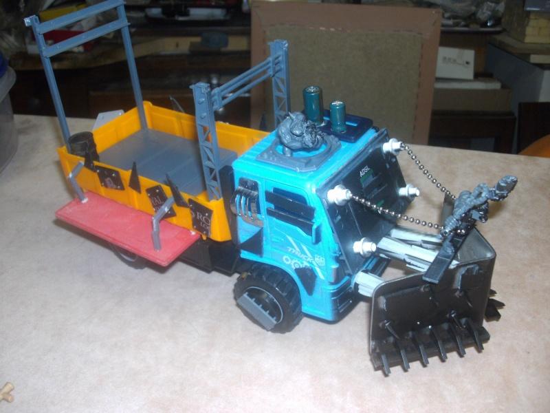Mes Trucks...non, Chariots de guerre Orks Trucks19