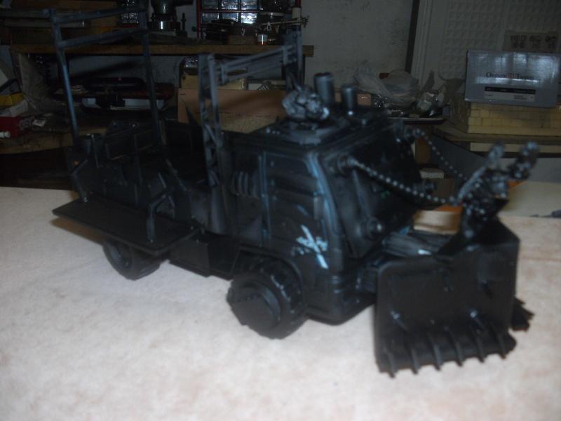 Mes Trucks...non, Chariots de guerre Orks Trucks21