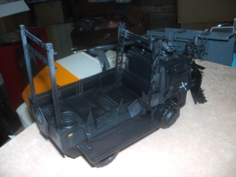 Mes Trucks...non, Chariots de guerre Orks Trucks22