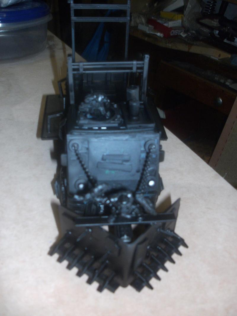 Mes Trucks...non, Chariots de guerre Orks Trucks23