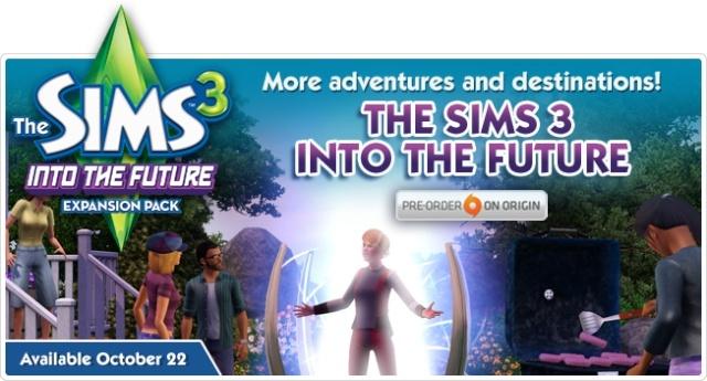 Les Sims 3 into the future - dernier add-on  10698410