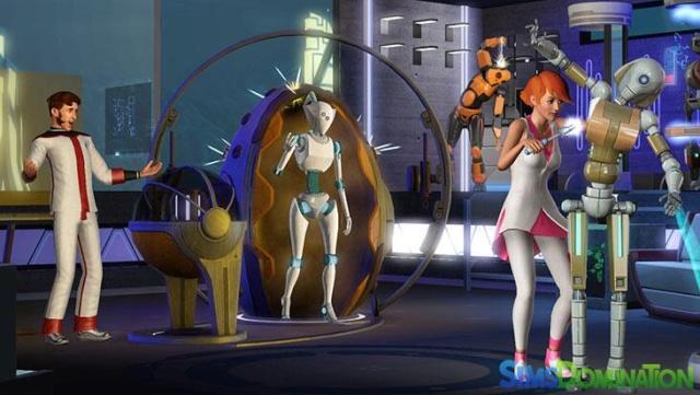 Les Sims 3 into the future - dernier add-on  Les-si12