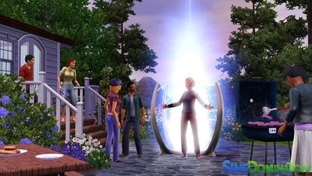 Les Sims 3 into the future - dernier add-on  Les-si13