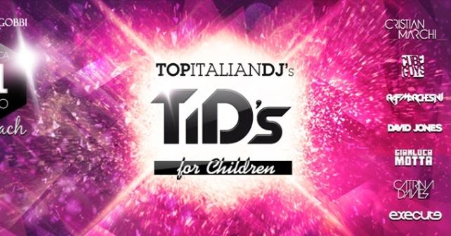 Top Italian Djs for Children 2013: i disc jockey fanno del bene Top_dj10