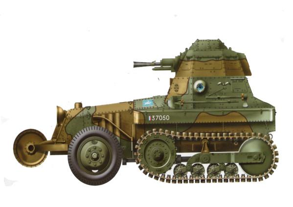 AMR  P 16 ( automitrailleuse de reconnaissance ) Amr-p110