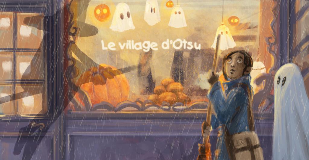 Le Village d'Otsu