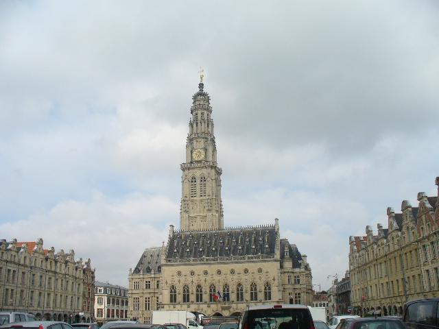 CARNETS DE VOYAGE, Arras et Montreuil sur mer, sept 2012 P1120125