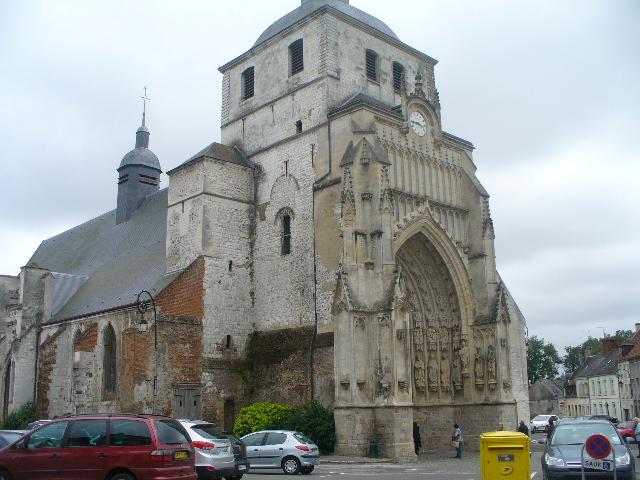 CARNETS DE VOYAGE, Arras et Montreuil sur mer, sept 2012 P1120215