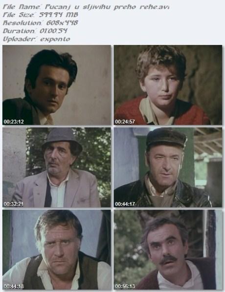Pucanj u Šljiviku Preko Reke (1978) 27lvn710