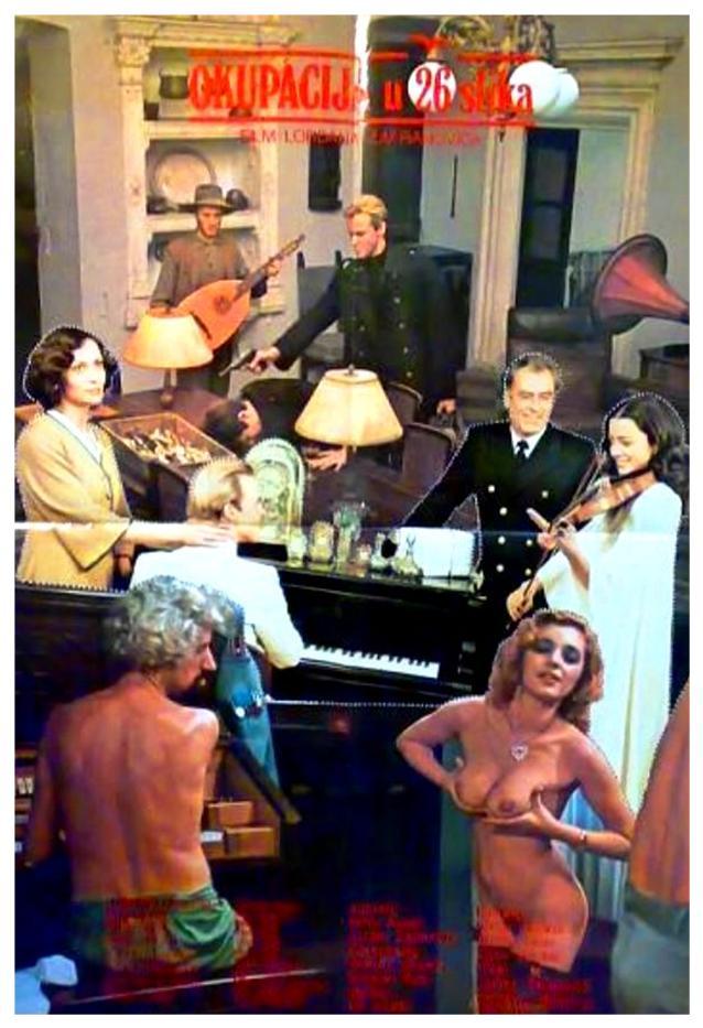 Okupacija u 26 Slika (1978) Galeri10