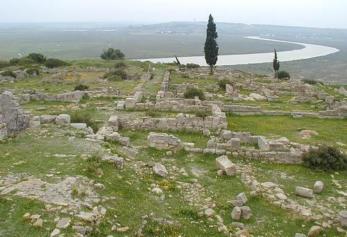 ليكسوس مدينة العرائش الاثرية Lixus10