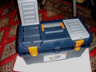 Caisse de transport pour batterie 00310