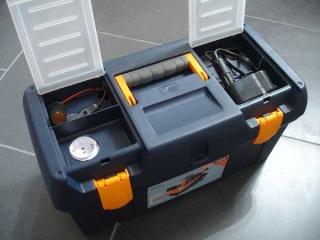 Caisse de transport pour batterie 01310